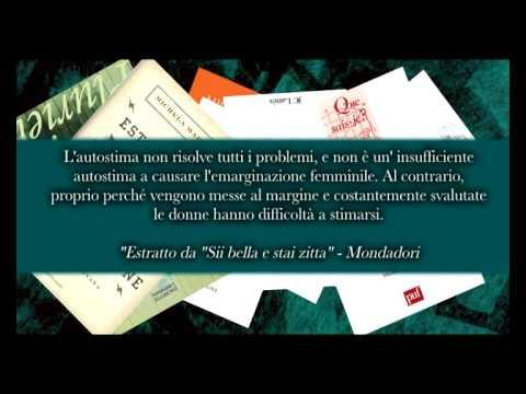 Michela Marzano - book trailer LETTERATURE 9° Festival Internazionale di Roma 2010