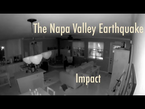 Napa Earthquake Series - Impact