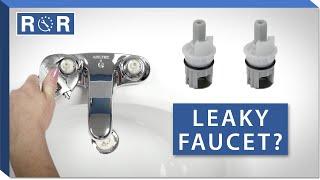(4.19 MB) 1/4 Turn Cartridges: Repair and Replace (2 Handle Bathroom Faucet) Mp3