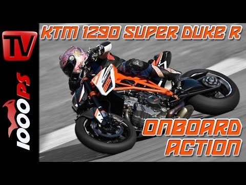 KTM 1290 Super Duke RR ONBOARD |