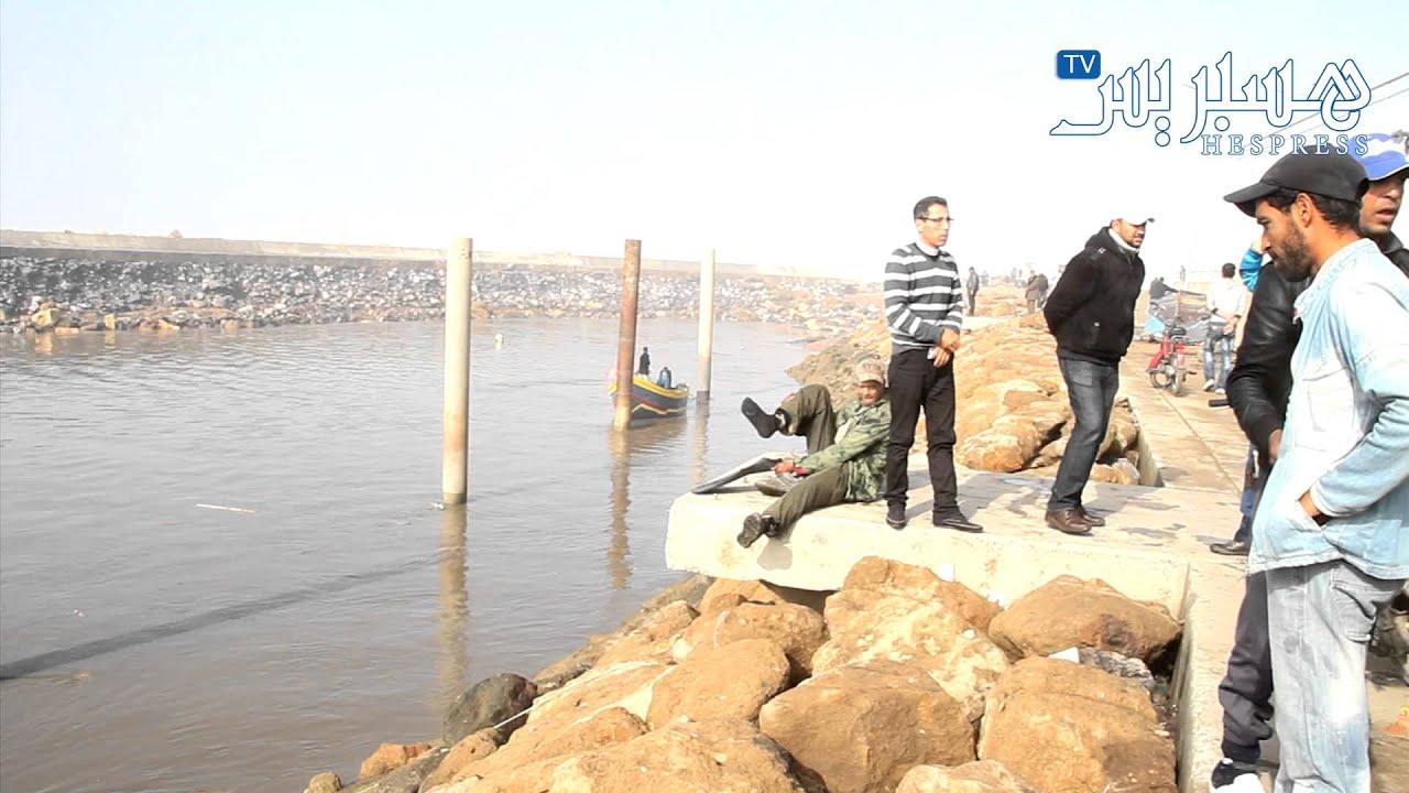 Hespresscom Une marée géante au Maroc  YouTube -> Maroc New Tv