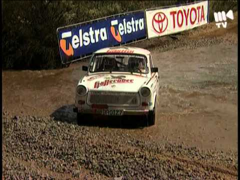 8. Telstra Rally Australia 1995