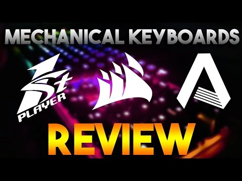RGB Keyboard Reviews