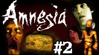 TENGO PAAAN! :D... :( - Amnesia - Custom Story: HOUSE OF CREEP III [PARTE 2]