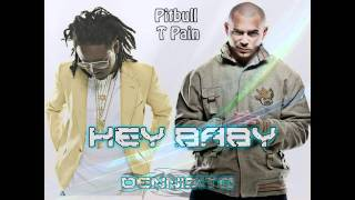 Pitbull ft T Pain   Hey Baby Drop it to the floor HQ 2010