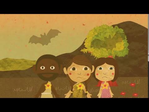 CHISPITA DE LUZ - Película animada