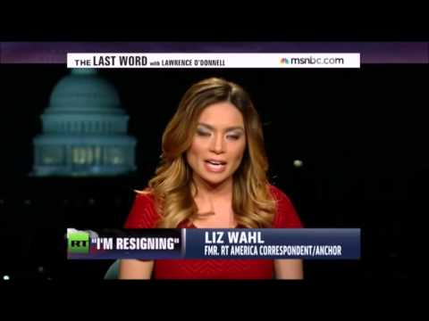 Russia Today Anchors Russia Today News Anchor Liz