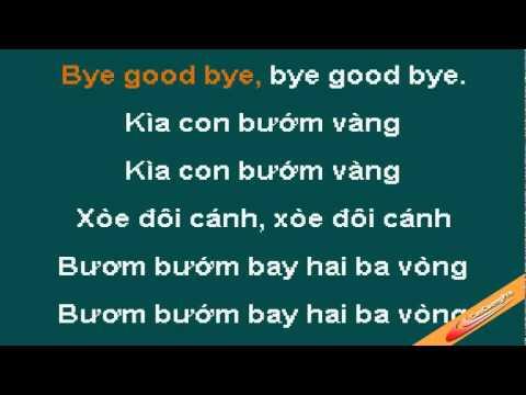 Kia Con Buom Vang Karaoke - Xuan Mai - Caocuongpro video
