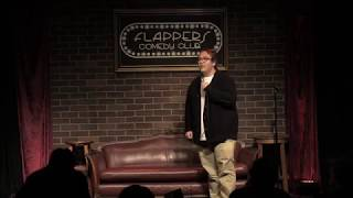 Rick Brody - Flapper Comedy Club in Burbank, California