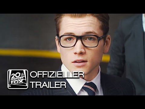 Kingsman: The Secret Service | Offizieller Trailer #2 | German Deutsch HD
