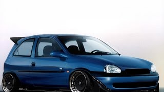 Virtual Tuning - Chevrolet- Opel - Corsa #149