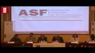 Seminario sobre Violencia en México: La Violencia y el Manejo de los Presupuestos de Seguridad