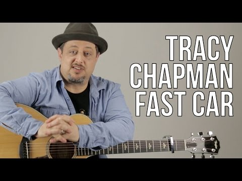 How To Play Tracy Chapman - Fast Car
