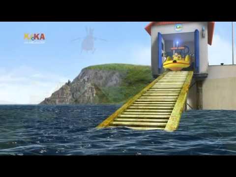 Feuerwehrmann Sam   S02E35   Der gestrandete Wal