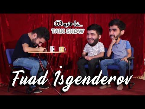 Fuad İsgəndərov Mehdi Sadiq ilə Deyir ki Talkshow