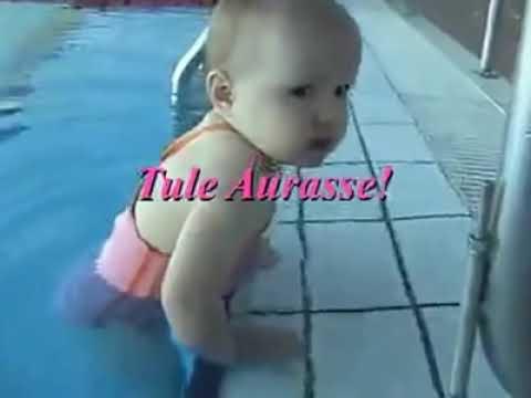 Bebe Nadadora Profesional