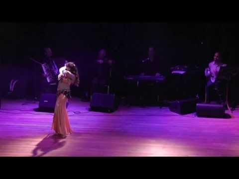 Ayanna Raqs Aka Mystery Dancer, At Arab Quarterly Show March 2014! video