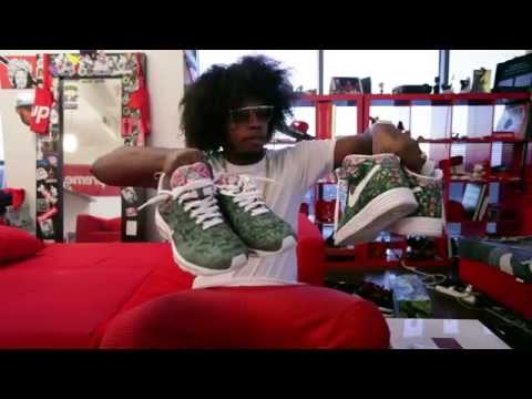 Trinidad James Presents: Camp James '1st and 15th' Episode 22 With Ludacris