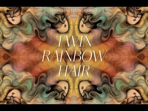 TWIN RAINBOW HAIR [full version]