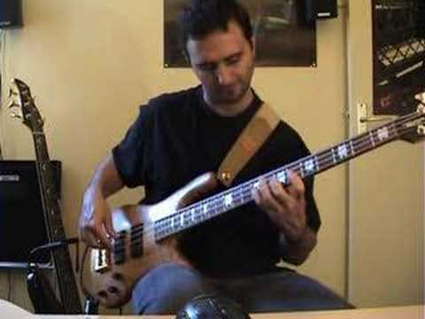 Jeff Berlin - Solo Bach