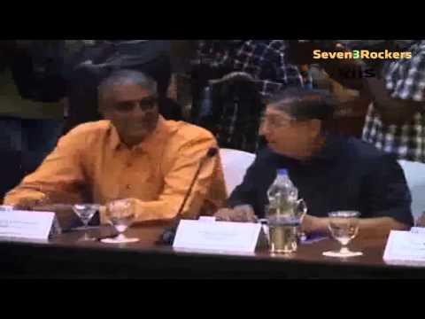 BCCI May Turn To Shashank Manohar To Take Interim Charge