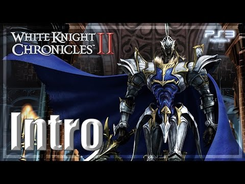 White Knight Chronicles 2 - Intro [JPN][PS3]