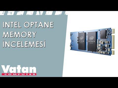 İntel Optane SSD İncelemesi