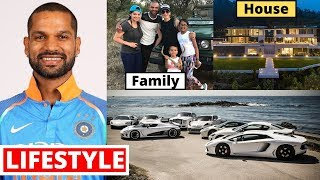 Shikhar Dhawan Lifestyle 2020, House, Cars, Family, Biography, Net Worth, Records, Career & Income