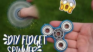 DIY Fidget Spinner | Tutorial (Nederlands)