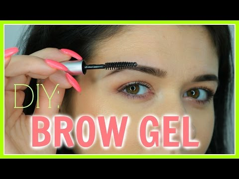 [DIY] How To Make Your Own Tinted Brow Gel