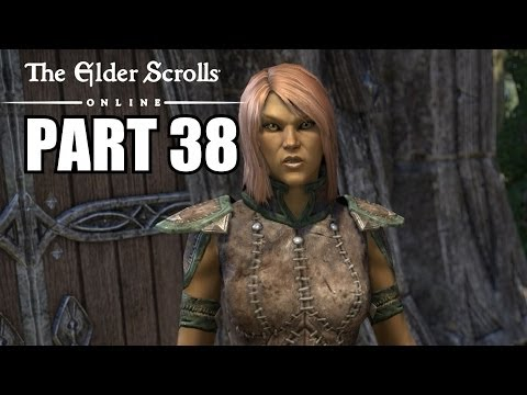 The Elder Scrolls Online Gameplay Walkthrough Part 38 - PC Ultra Settings Review Playthrough