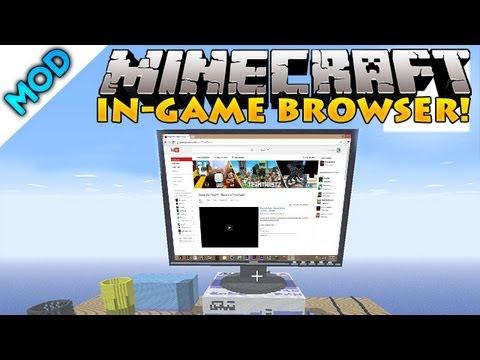 minecraft browser game