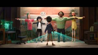 Disney's BIG HERO 6 | Official HD Trailer 3