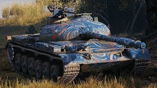 World of Tanks Object 140 - 10 Kills 10K Damage