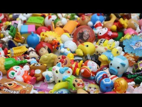 Bath Ball Prize Figure Collection ~  バスボール フィギュアコレクション