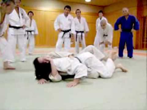 The Triangle Armbar, Kata Gatame Escape, and Butterfly Guard Sweep Image 1