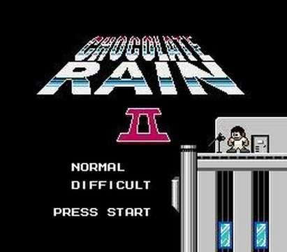 Chocolate Rain 8Bit Remix Music Videos