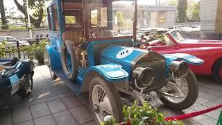 Amazing vintage car show at UB CITY mall Bangalore|| MD Rashid presents