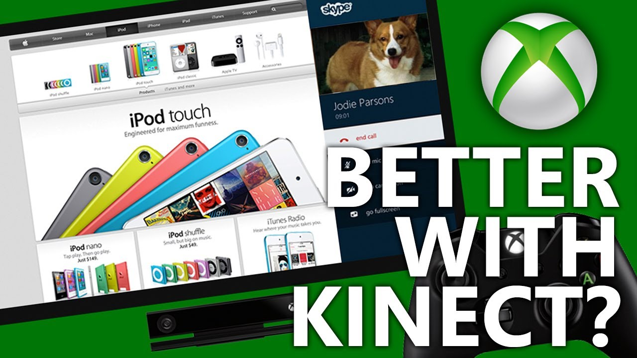 how to make kinect work on xbox one