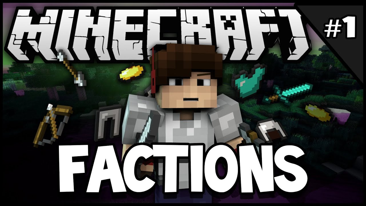 Minecraft Factions op Let's
