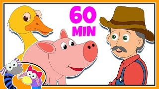 Old MacDonald Had A Farm | Nursery Rhymes and Kids Songs | Songs for Children by Silly Sox