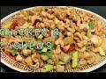 Chicken & Cashews, Budget Asian Stirfry, Cheekyricho Cooking Youtube Video Recipe ep.1,452