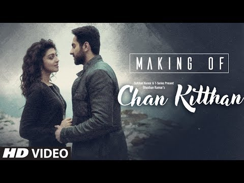 Making of Chan Kitthan Song | Ayushmann | Pranitha