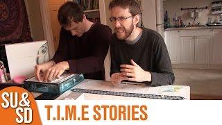 T.I.M.E Stories - Shut Up & Sit Down Spoiler-Free Review