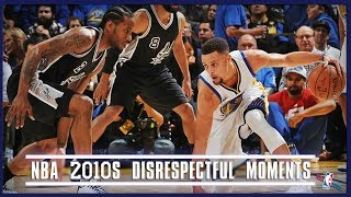 Ranking The NBA's Most Disrespectful Moments From The 2010s (NBA 2010s)