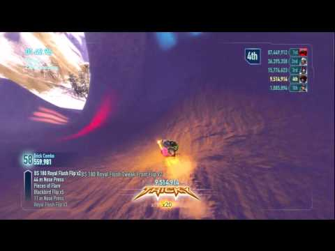 SSX Serenity 62 Million - XBOX Live: Rvnk