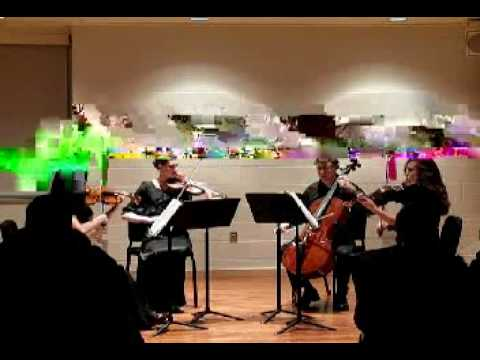 Fish and the Ladies - Haydn Emperor Quartet, mvmt 1