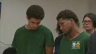 Bronx Murder Suspects Appear In Court