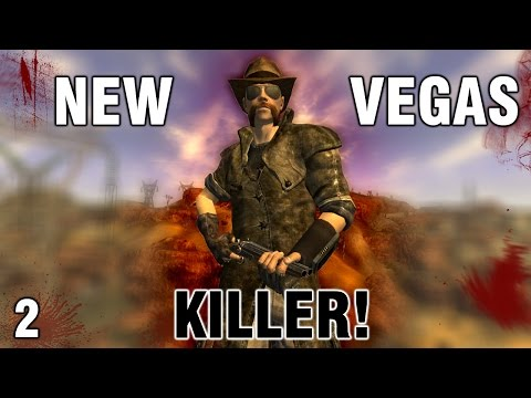 Fallout New Vegas Mods: New Vegas Killer - 2