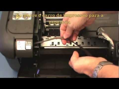 HP Officejet Pro 8100 - Bulk Ink Instalação